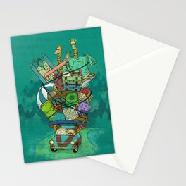 All Needed! Stationery Cards