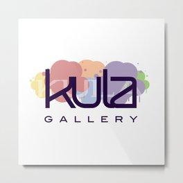kula gallery Metal Print