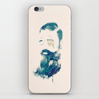 storm iPhone & iPod Skins featuring Storm by Seaside Spirit