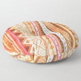 Tribal stripes Floor Pillow