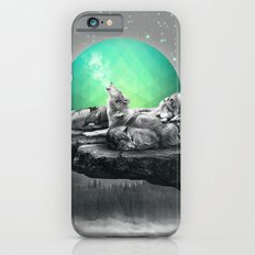 Echoes of a Lullaby / Geometric Moon Slim Case iPhone 6s