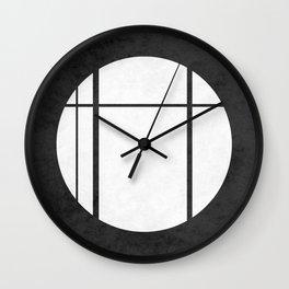Grate Wall Clock
