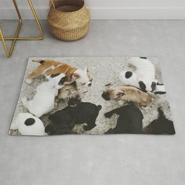 Oh puppy dogs Rug