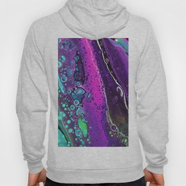 River Trip - purple Hoody