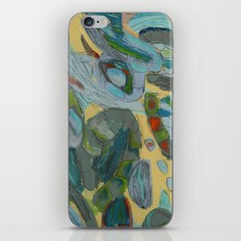Cornish Blue No 1 iPhone Skin