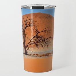 NAMIBIA ... Namib Desert Tree II Travel Mug