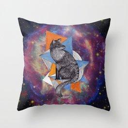 Space Zorritone Throw Pillow