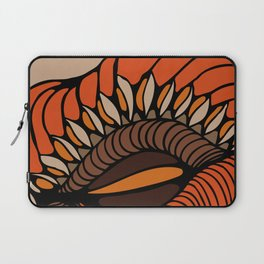 Shell - Orange Laptop Sleeve