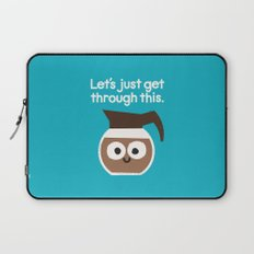 Grounds For Determination Laptop Sleeve