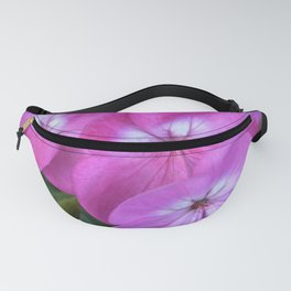 """Can you say, """"Pe-lar-go-ni-um""""? Fanny Pack"""