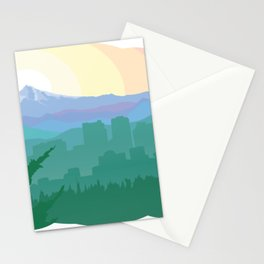 PDX Pride Stationery Cards