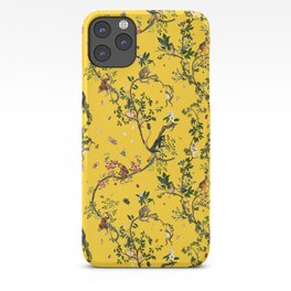 Monkey World Yellow iPhone Case