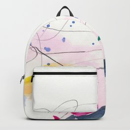 Colorful Marks Backpack