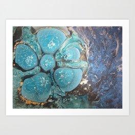 """""""Ocean"""" Art Print"""
