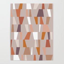 Neutral Geometric 03 Poster