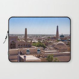 Khiva, Uzbekistan Laptop Sleeve