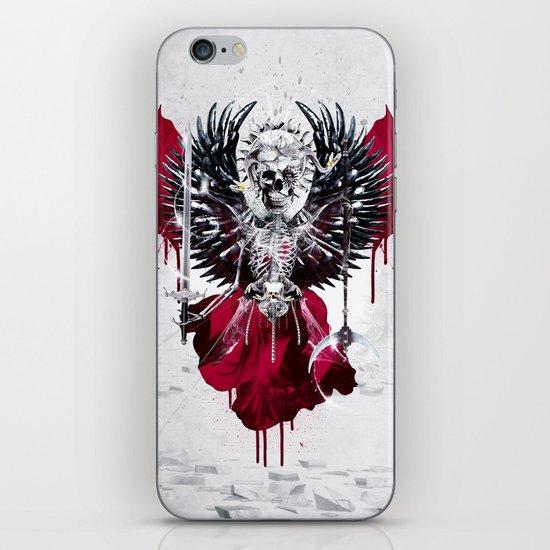 Skull Lord iPhone Skin
