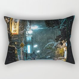 Setagaya Bike Home Rectangular Pillow