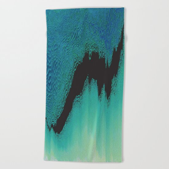 The Rift Beach Towel