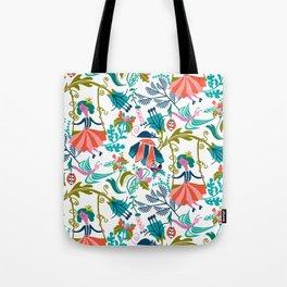 Swingin Tote Bag