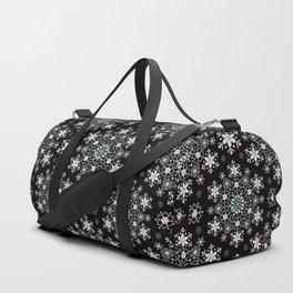 Snowflake Lace Duffle Bag