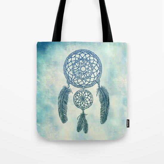 Double Dream Catcher Tote Bag