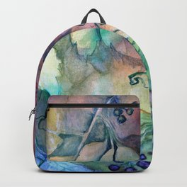 Virginia Creeper by Maureen Donovan Backpack