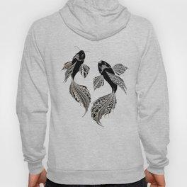 Zentangle - Fish Hoody
