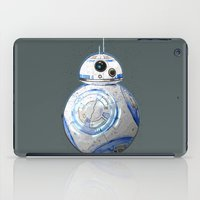 r2d2 iPad Cases featuring BB8 R2D2 by Daniac Design