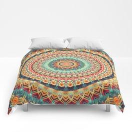 Mandala 424 Comforters
