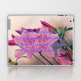 Mothers Day - Special Joy Laptop & iPad Skin