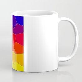 Coloured Mosaic Coffee Mug