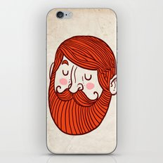 the artist iPhone Skin