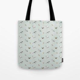 Garden birds Tote Bag