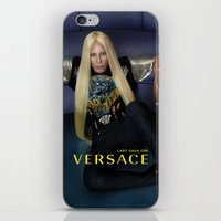 """versace iPhone & iPod Skins featuring """"Versace"""" 2013/2014 by HeadOne"""