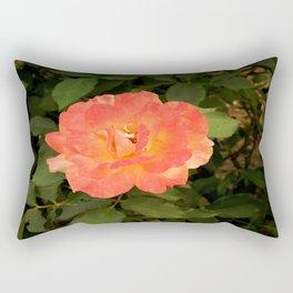 Ash Laden Leaves Rectangular Pillow