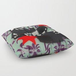 Brawl No.1 Floor Pillow