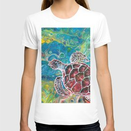 Sea Turtle Dream T-shirt