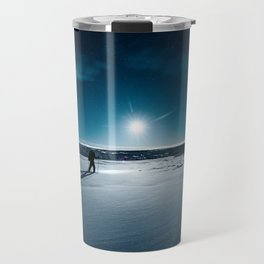 Guided by Moonlight Travel Mug