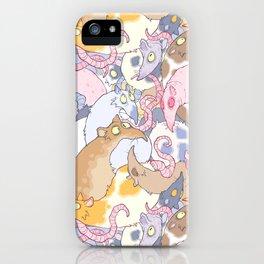 Fancy Rat Pattern iPhone Case