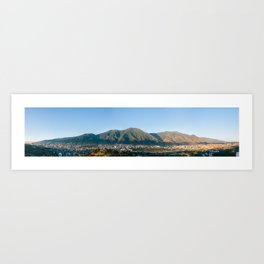 Ávila landscape Art Print