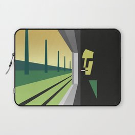 Train to Nowhere Laptop Sleeve