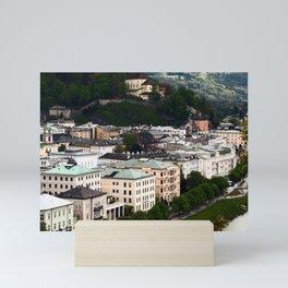 Salzburg Mini Art Print