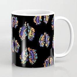 Lungs on Fire Coffee Mug