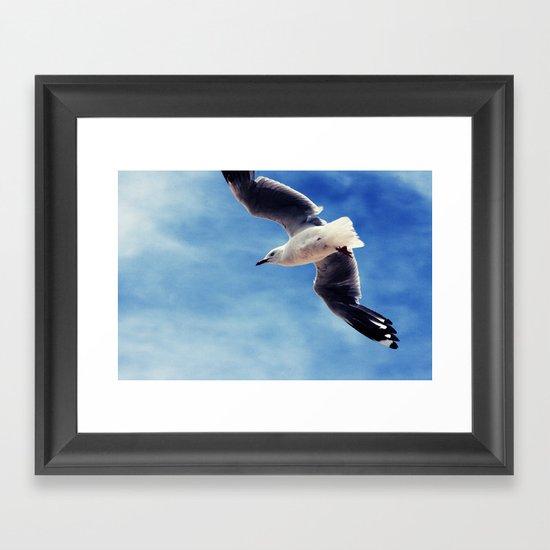 gulliver Framed Art Print