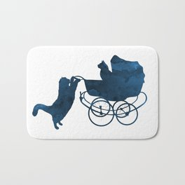 Cats Bath Mat
