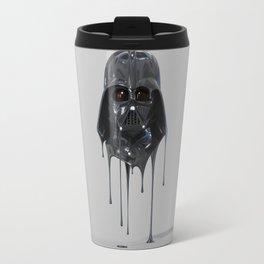 Darth Vader Melting Travel Mug