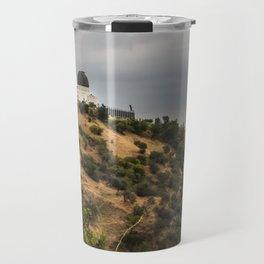Griffith Park Observatory Travel Mug