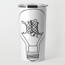 GFP is a bright idea Travel Mug