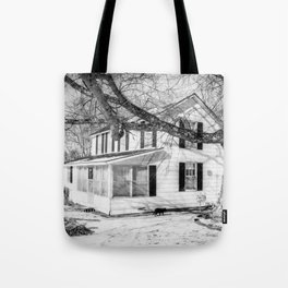 Grandmas House Tote Bag